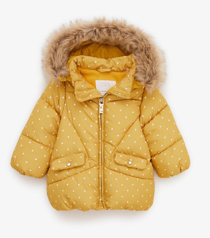 Куртка на весну-осень Zara kids оригинал