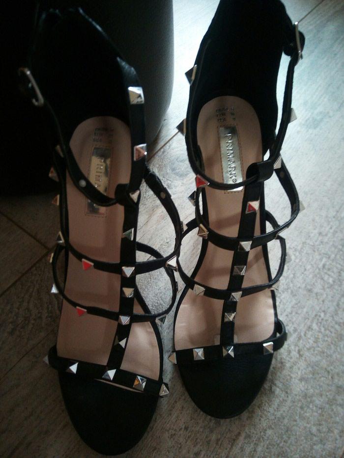 Prelijepe, kozne sandale, broj 39.Nemaju bas nikakva ostecenja. Photo 2