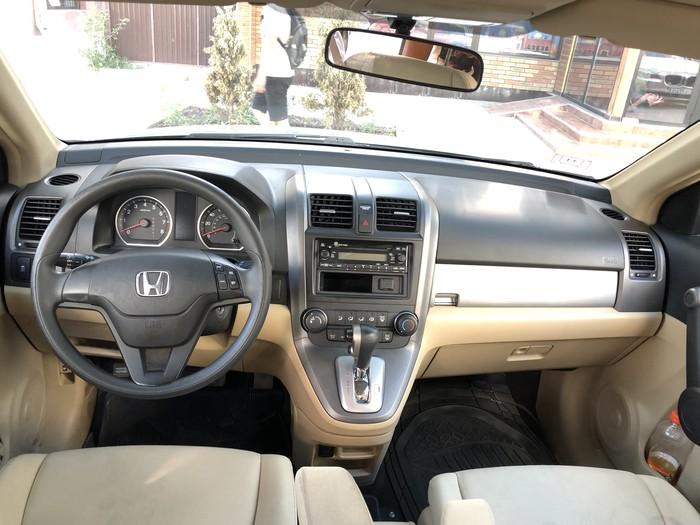Honda CR-V 2010. Photo 8
