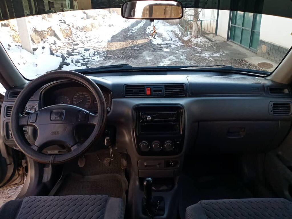 Honda CR-V 2 л. 1999   228066 км