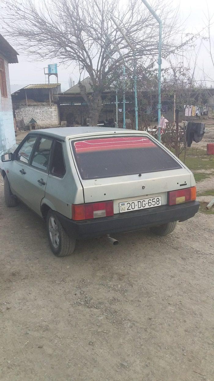 VAZ (LADA) 2109 1997. Photo 2