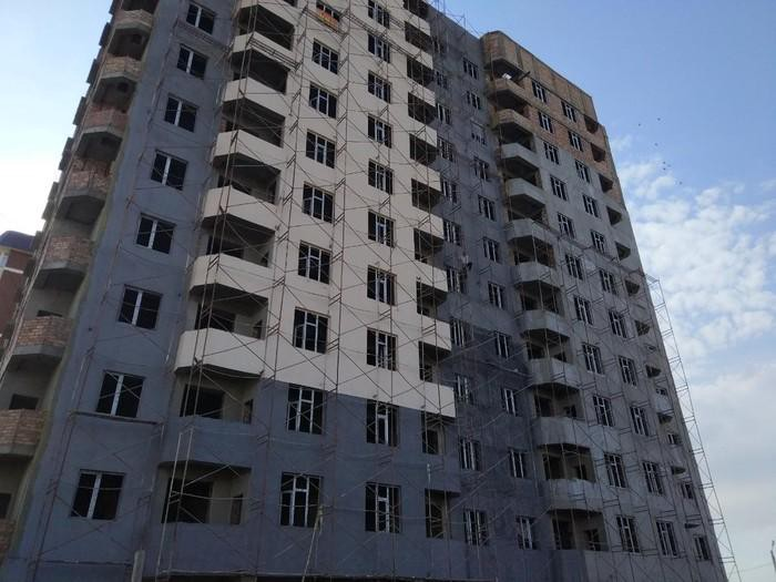 Продается квартира: 1 комната, 56 кв. м., Бишкек. Photo 0