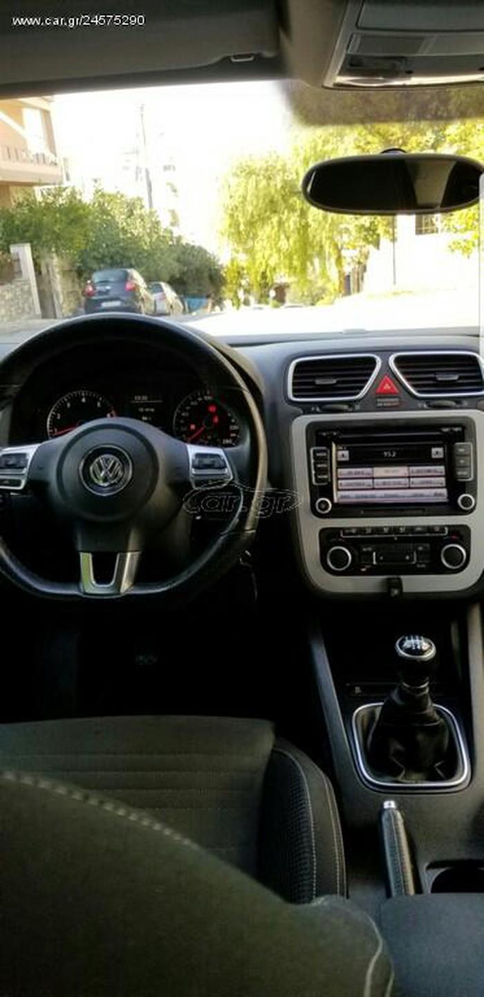 Volkswagen Scirocco 2011. Photo 3