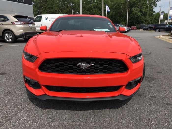 Ford Mustang 2016. Photo 1