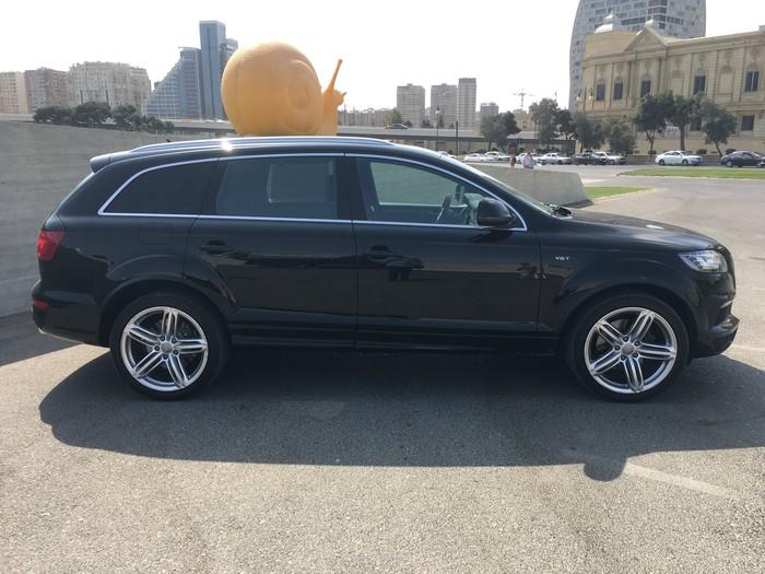 Audi Q7 2014. Photo 2