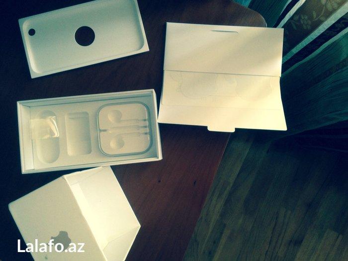 Bakı şəhərində Iphone 6 s karobkasi ,original