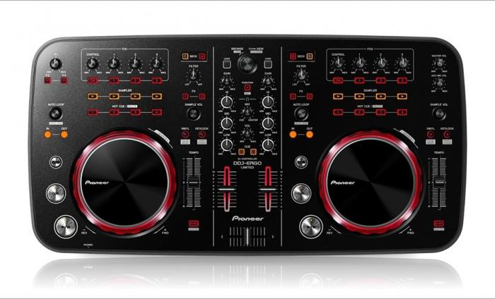 Pioneer DDJ-ERGO LIMITED DJ Controller. Photo 8