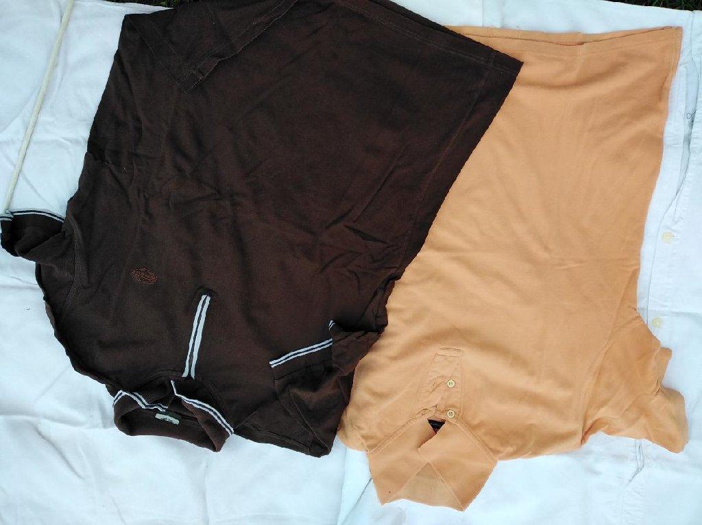 Muške kratke majce nošene ali ok, 100%pamuk