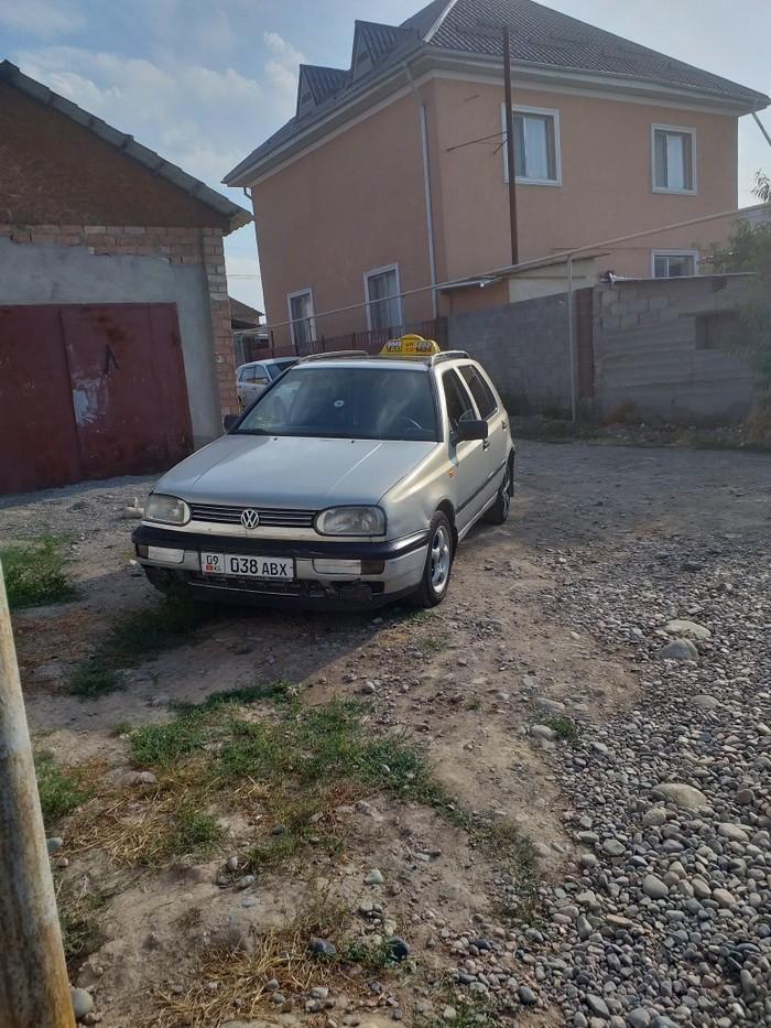 Volkswagen Golf 1994. Photo 8