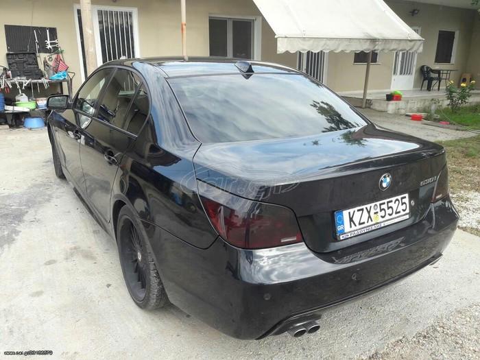 BMW 530 2005. Photo 3