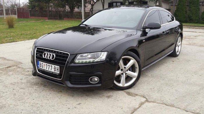 Audi A5 2011. Photo 5