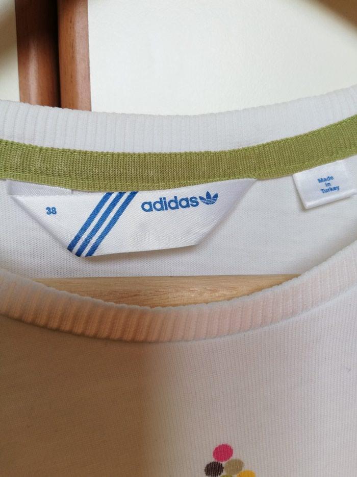 Μπλούζα γυναικεία Adidas. Small size. Photo 1