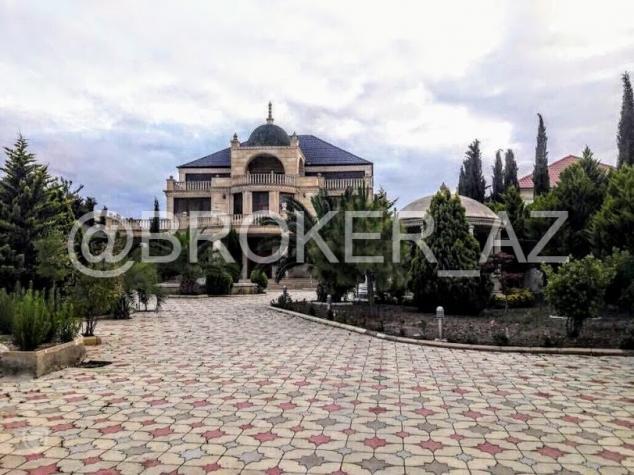 Satış Evlər vasitəçidən: 7 otaqlı. Photo 0