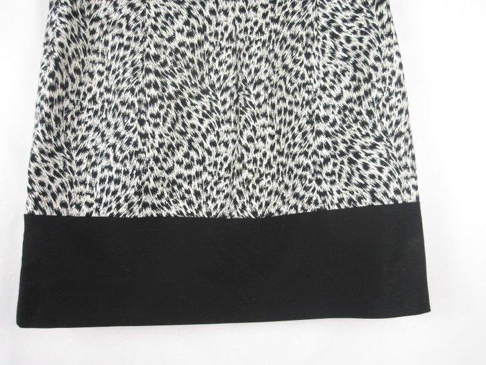 Καινούργια Michael By Michael Kors animal print μινι λευκή φούστα με μ. Photo 1
