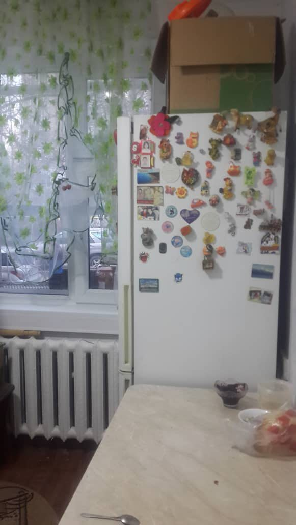 Продается квартира: 3 комнаты, 58 кв. м., Бишкек. Photo 3