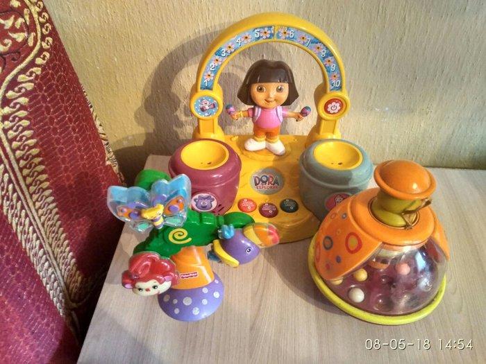 Качественные игрушки в рабочем состоянии . Photo 0