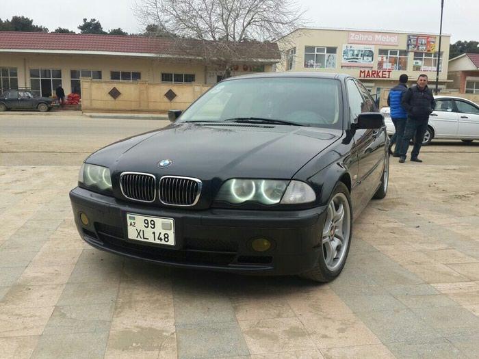 BMW 3 2000. Photo 0