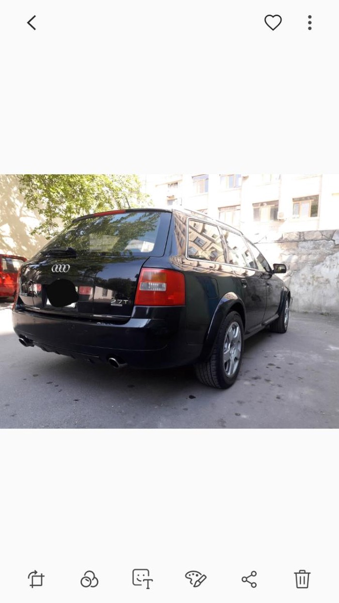 Audi Allroad 2003. Photo 4