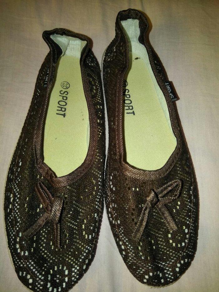 7f1ef635a9be Новая летняя обувь, удобная, красивая, практичная! р. 39. за 350 KGS ...