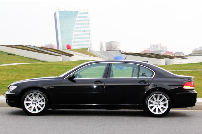 BMW 7 series 2006. Photo 5
