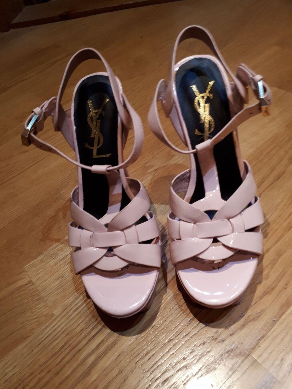 """Дешево босоношки """"YLS"""" 36,5 разм. очен красиво смотрится на ноге: Дешево босоношки """"YLS"""" 36,5 разм. ,  очен красиво смотрится на ноге ,"""