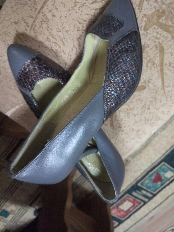 Туфли кожанные 35р в Лебединовка