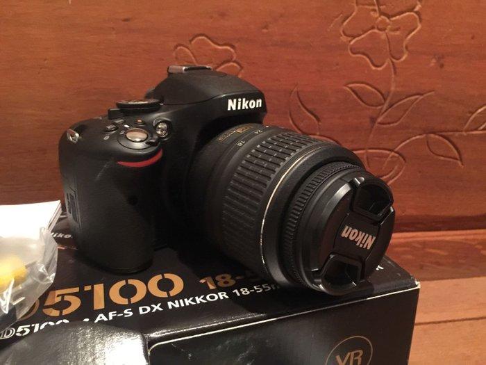 Nikon D5100 kit Camera. Photo 1