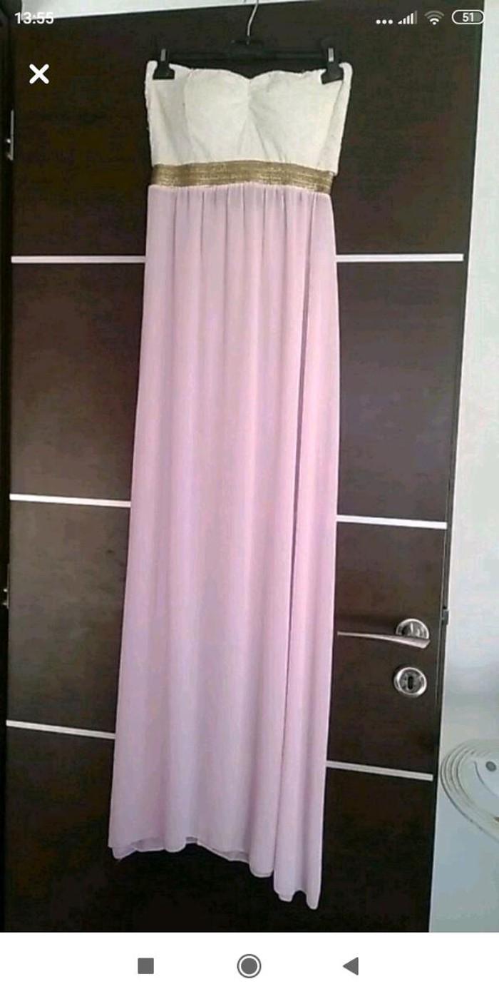 Φόρεμα μακρύ νούμερο S-M. Λιγο διαφανές Οχι επιστροφές. σε Γάζι