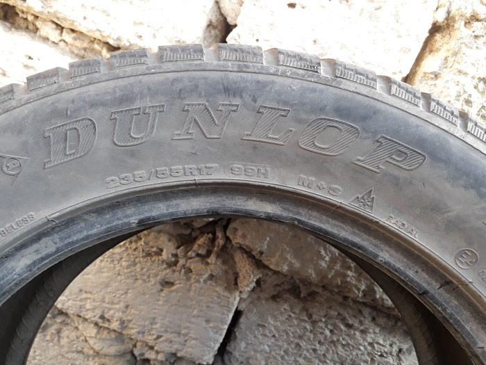 Dunlop 235 55 17.tekeri satilir. ikisi 60 manat.. Photo 3
