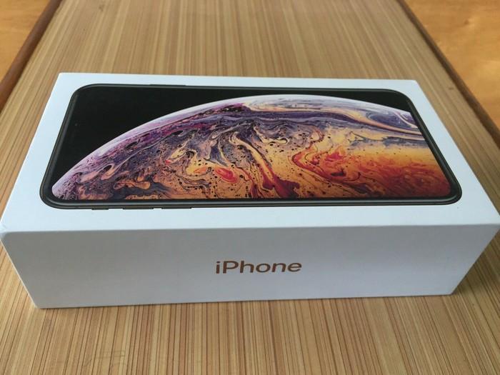 Apple iPhone XS Max 256 Unlocked black. Photo 2