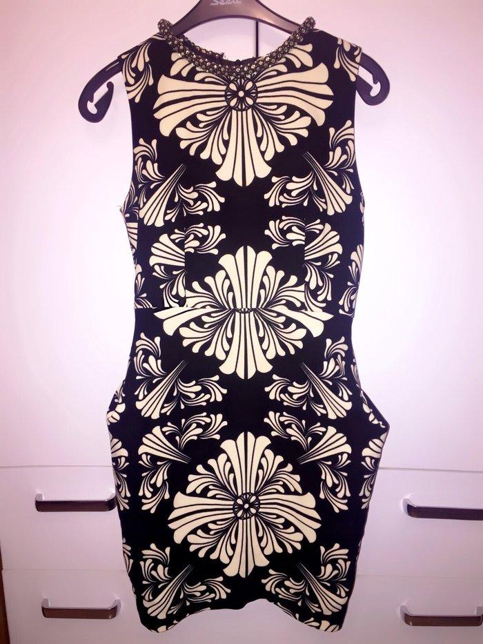 Платье 36-38 размер, в отличном состоянии как новое, цена 10 манат.. Photo 0