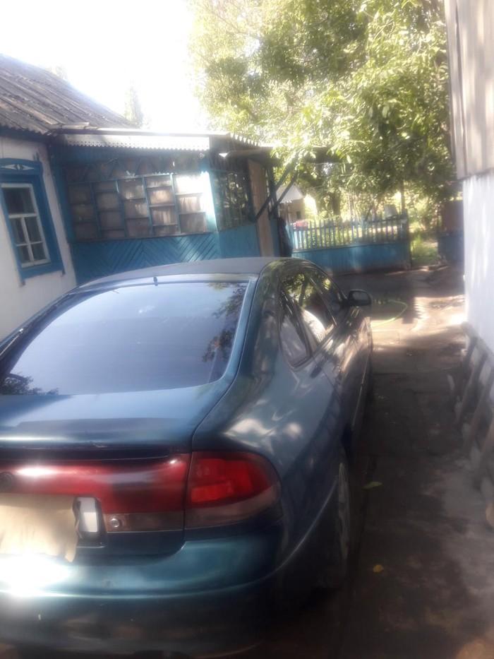 Mazda 626 1995. Photo 5