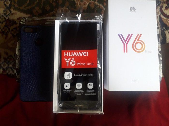 HUAWEI Y6 Prime 2018 16gb. Photo 1