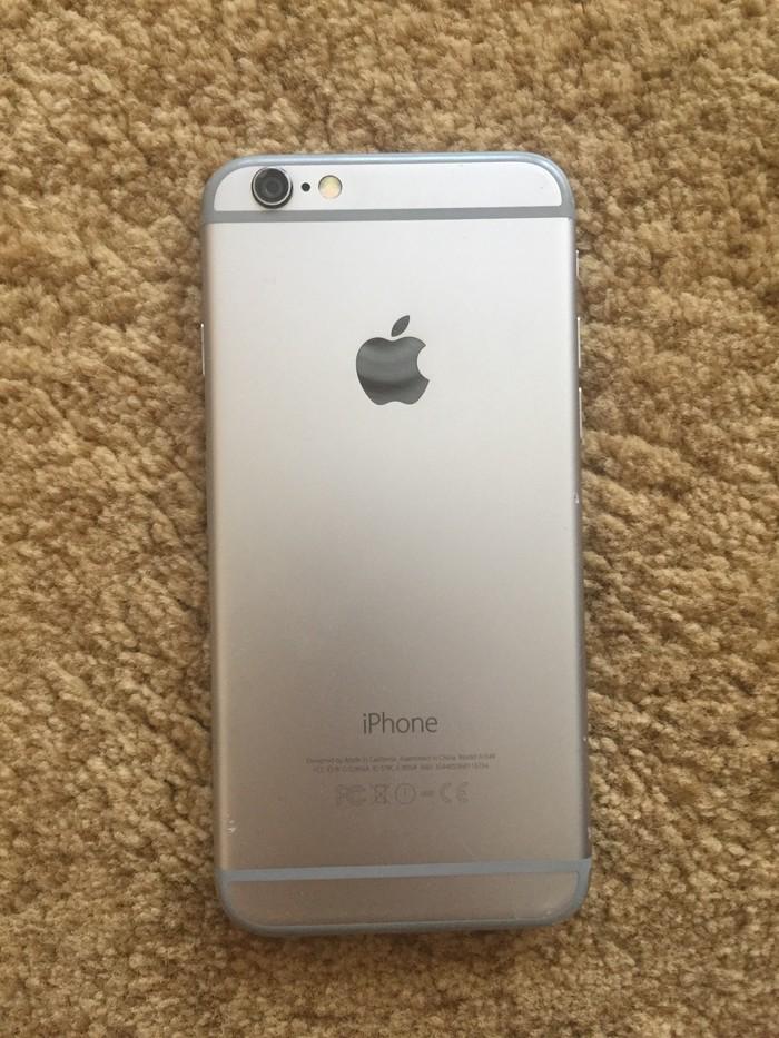 Айфон 6 16гб отпечаток кор намекна царапина дора каропкаш кати . Photo 1