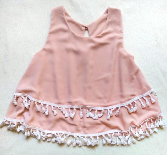 Μπλουζάκι ροζ medium Χωρίς έξοδα σε Αθήνα