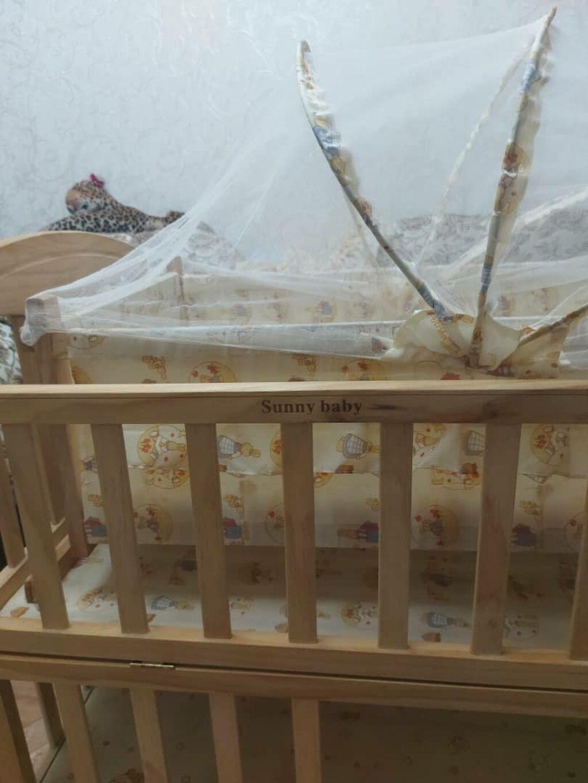 Детская кроватка | Объявление создано 15 Сентябрь 2021 15:31:35: Детская кроватка