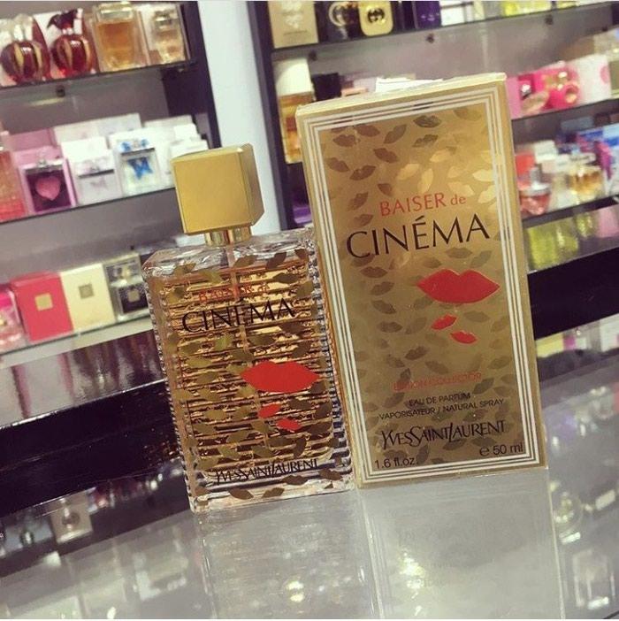 Original Baiser De Cinema 50ml Qadin Ucun Metrolara Pulsuz