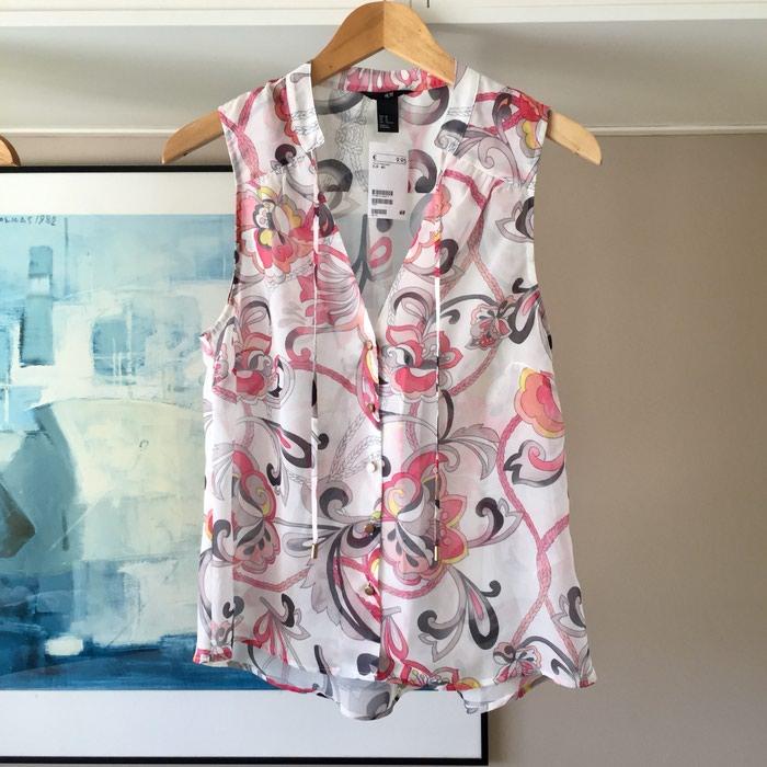 2 ολοκαίνουργιες αμάνικες πουκαμίσες. Photo 5