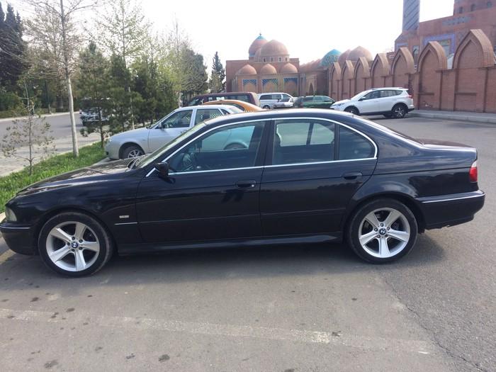 BMW 528 1998. Photo 0