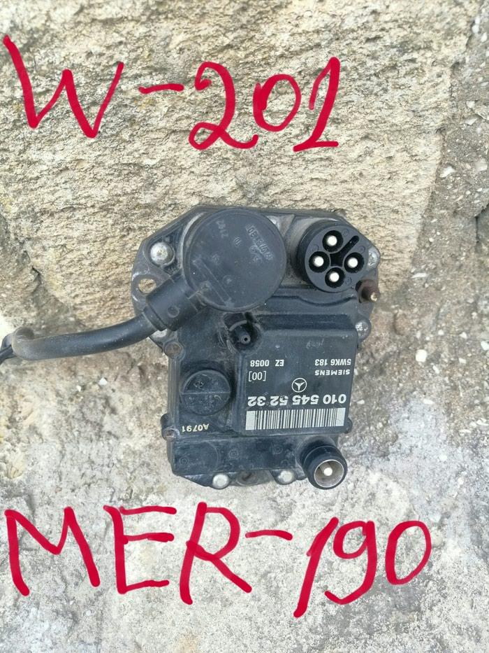 W-201 Mersedes 190 komutatoru işləkdi 55 manat. Photo 0