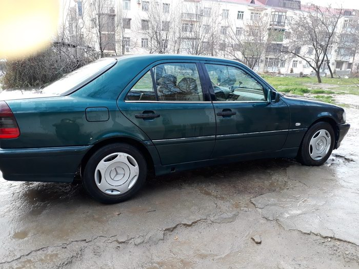 Mercedes-Benz в Душанбе
