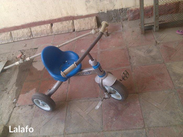 Gəncə şəhərində 2-5 yaşa qәdәr uşaqlar üçün 3 tәkәrli velospeed.