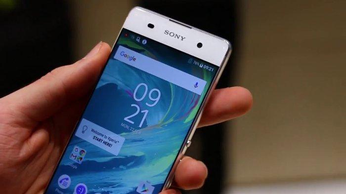 Ağcabədi şəhərində Sony Xperia XA  Hec bir prablemi yoxdu, 2 gb ram 13 kamera, on 8