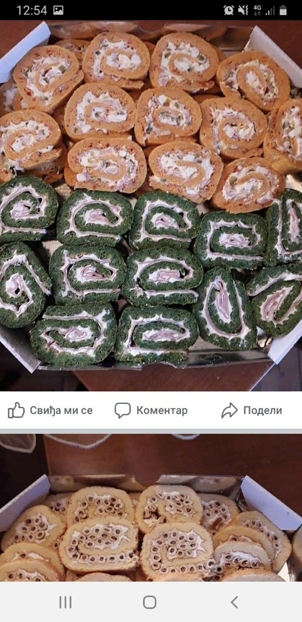 Ketering - Beograd: Slani letering