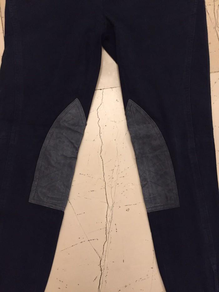 Σκουρο μπλέ Παντελόνι ιππασίας Ralph Lauren original . No S. Photo 1