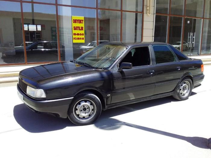 Audi 80 1990. Photo 8