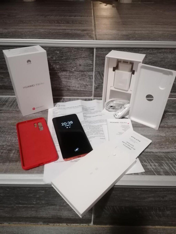 Huawei P30 pro 6gb/128gb amber sunrise garancija