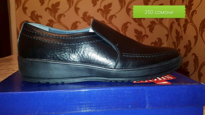 Мужские туфли. Photo 3