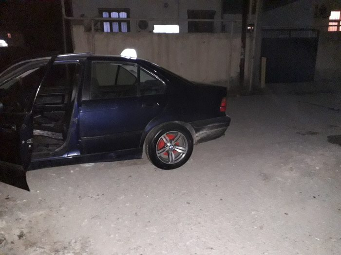BMW 116 1994. Photo 3