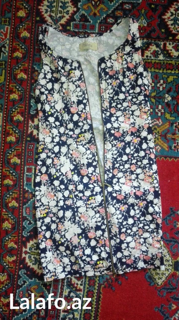 Bakı şəhərində Yeni geyilmiyim mini paltar